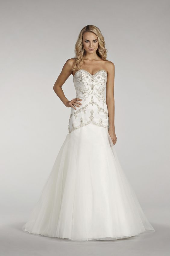 Lovelle by Lazaro gown