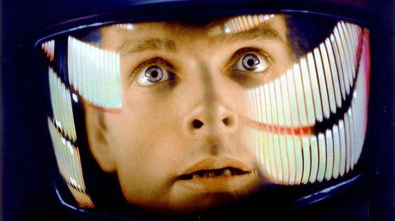 Imagem do filme 2001 - Uma Odisseia no Espaço Melhor filme eveeeeeeeeeer ❤️