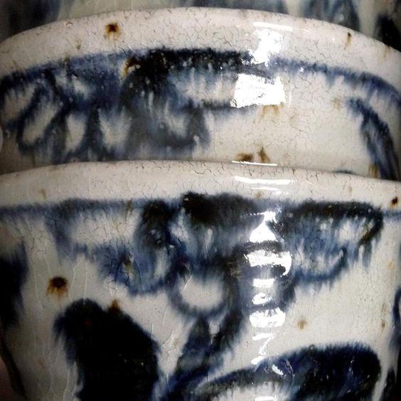 céramique - Chine - collection SJK