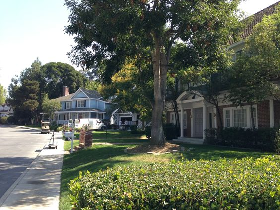 Wisteria Lane House Styles Outdoor Filming Locations