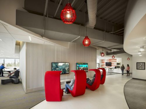 AWeber Communications Headquarters – Chalfont, Pennsylvania By Wulff Architects | Decor Advisor