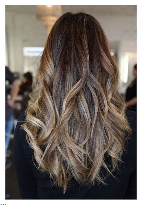 Gorgeous ash brown blonde balayage