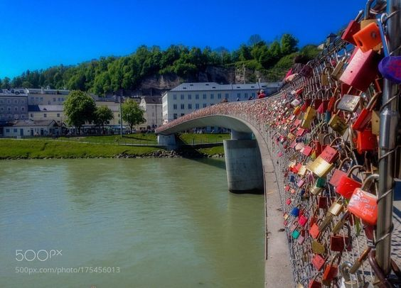 #Popular on #500px : love locks by wolfgangpronai #city #architecture #photo #image #photography https://t.co/oUG1gUqRuz #followme #photography