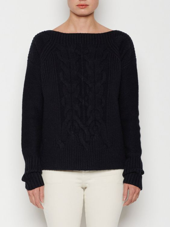 The Odelle Pullover