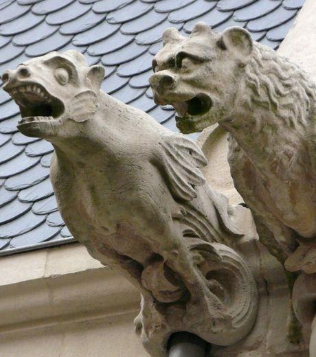 Les Gargouilles, ces sculptures de monstres sur les églises (galerie)