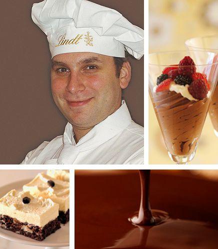 Thomas Schnetzle, Lindt Master Chocolatier