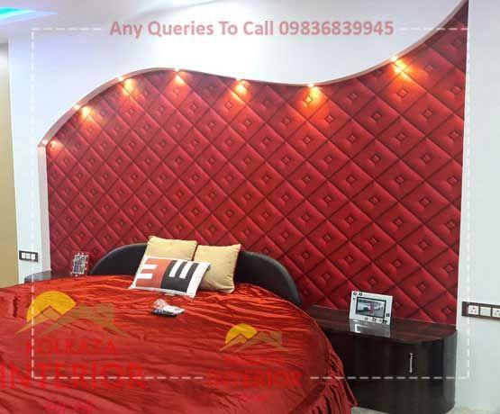Bedroom Interior Design Decoration Kolkata Affordable Cost Decor Interior Design Interior Design Bedroom Interior Design