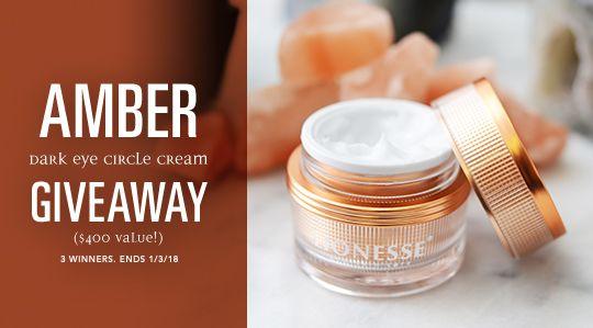 Just Free Cosmetics Enter To Win Gem Amber Dark Circle Eye Cream 400 Eye Cream For Dark Circles Dark Circles Eye Cream