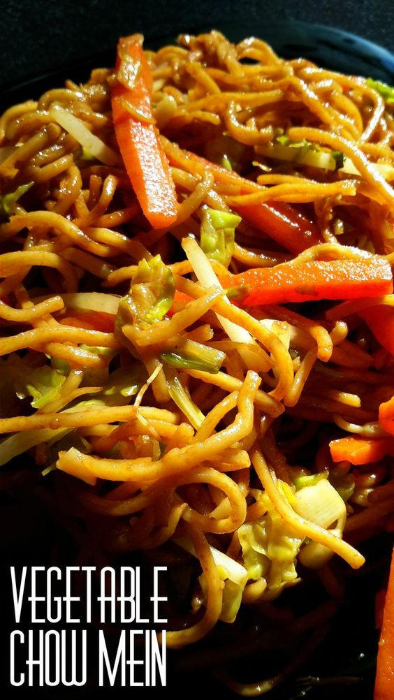 A quick and easy vegetarian version of this Chinese take-out classic.