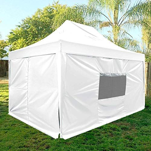 Great For Quictent Upgraded Privacy 10x15 Ez Pop Up Canopy Tent Instant Folding Outdoor Party Tent With Sidewalls And Pop Up Canopy Tent Canopy Tent Party Tent
