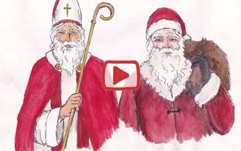 Was Ist Der Unterschied Zwischen Nikolaus Und Weihnachtsmann Dass Der Eine Aus Schokolade Ist Unser Nikolausvideo Nikolaus Weihnachtsmann Nikolaus Videos
