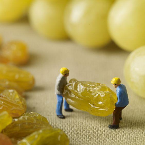 Minimiam: proyecto de comida en miniatura - Antidepresivo