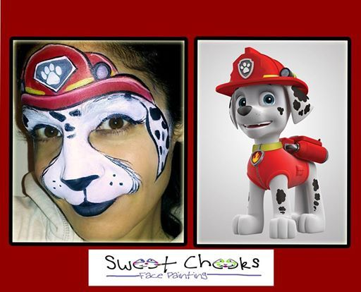 face painting facepainting pinterest puppys design and paint designs. Black Bedroom Furniture Sets. Home Design Ideas