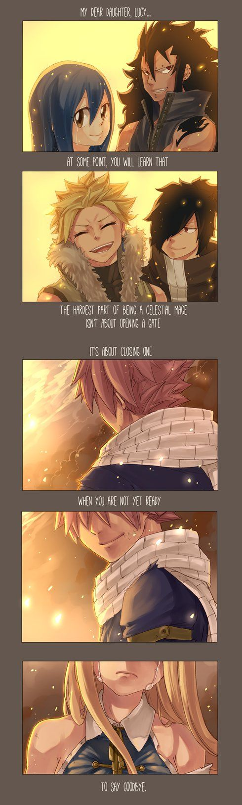Gate closed (Spoilers of the new chapter... kinda? by blanania on DeviantArt