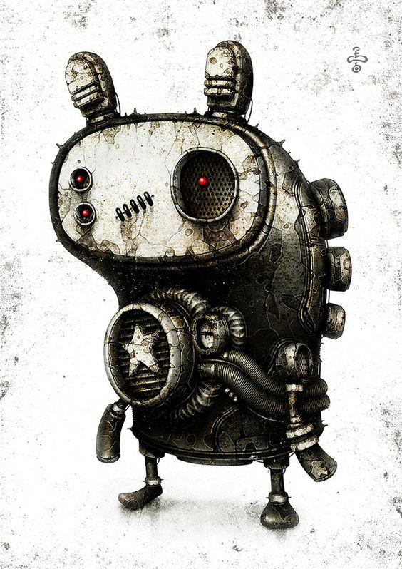 re-robo by shichigoro756