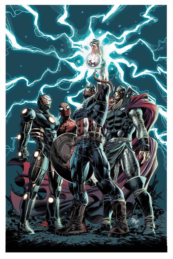 Galeria de Arte (5): Marvel e DC - Página 39 8ab9170266d54022c4bbc3dcc29890d8