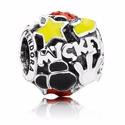 Genuine Pandora Charm  Disney ''Mickey Mania'' Bead https://t.co/8LJuvuz8kb https://t.co/aUtiqYjRtn