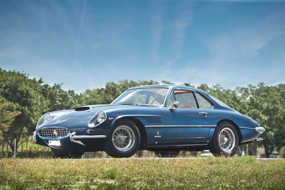 1962 Ferrari 400 Superamerica SWB Coupe by Pininfarina. Photo: Darin Schnabel ©2011 Courtesy of RM Auctions.