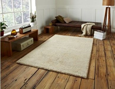 Rug White Wood Floor Board Combo General House Pinterest