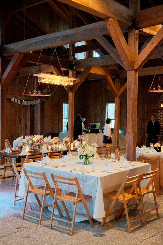 Lowndes Grove wedding reception