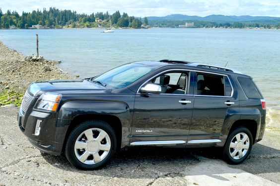 MAPLE LEOPARD: 10 Reasons to Own a 2015 GMC Terrain Denali might not be a  2015 though when the time comes.. 3.6L V6 Vortec AWD #Summer2017