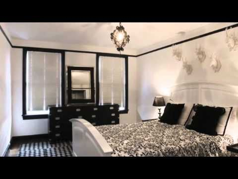 دهان أوف وايت لؤلؤي Youtube Eclectic Bedroom Interior Design Bedroom Black White Bedrooms