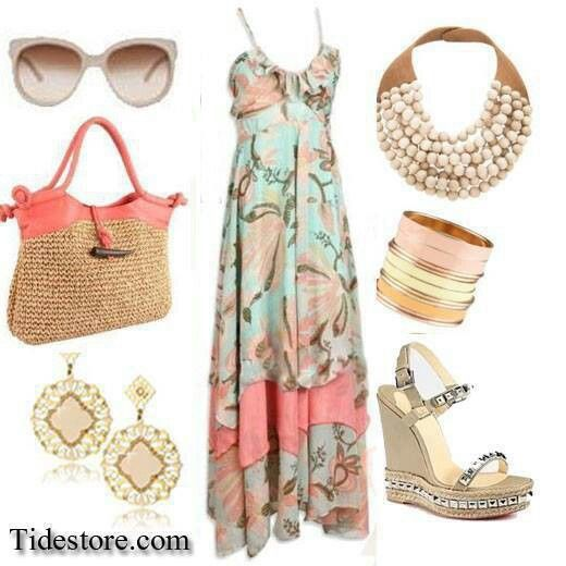 Dressy Summer Dresses Photo Album - Reikian