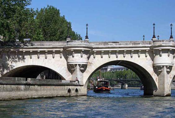 Pont Neuf - Paris, France