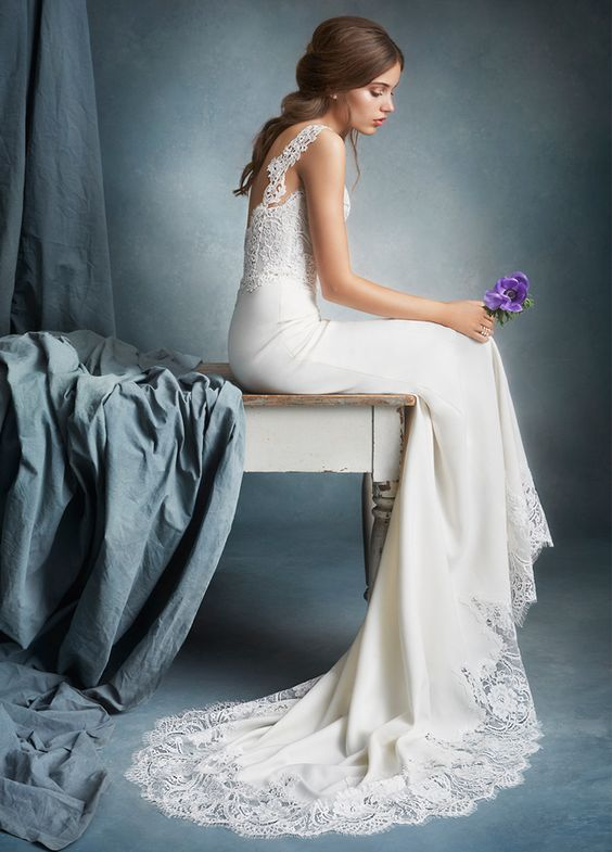 Bridal Gowns, Wedding Dresses by Tara Keely - Style tk2603