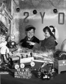 1955...I want that dolly for Christmas...