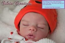"Reborn ~ Baby Megan ~ 16"" Vinyl Doll Parts Kit by Pat Moulton 3588"