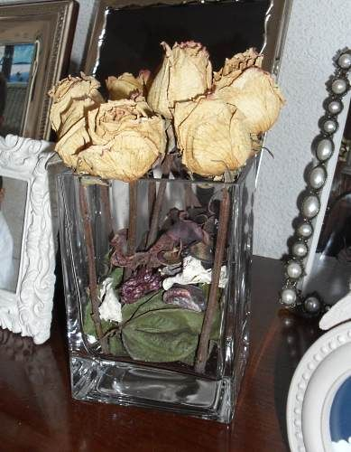 DIY: Con las rosas de mis amigas