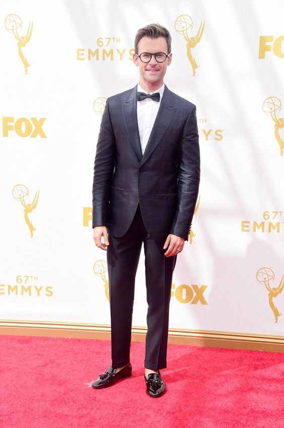 Pin for Later: De Nombreuses Stars se Sont Retrouvé Sur le Tapis Rouge des Emmy Awards Brad Goreski