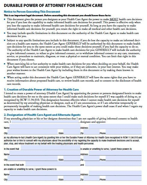 General Power Of Attorney Form Pdf Power Of Attorney Form Power Of Attorney Estate Planning Checklist