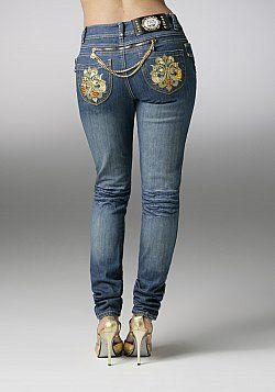 Tina knowles Jeans store and Apples on Pinterest