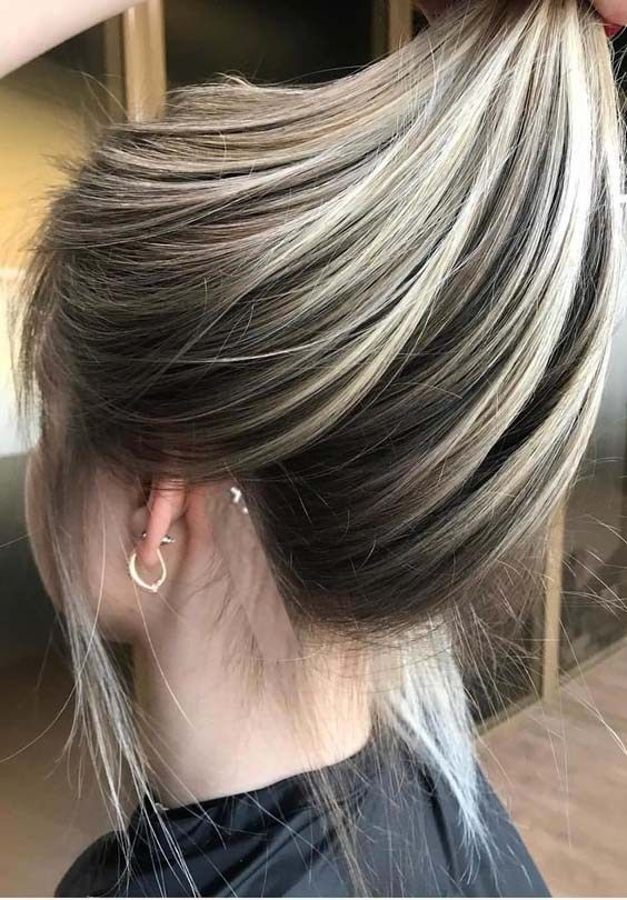 Amazing Ash Blonde Hair Color Styles Shades For Women 2019 With