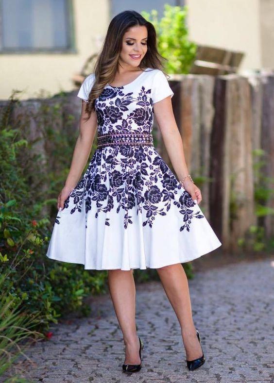 Moda Evangélica Vestidos