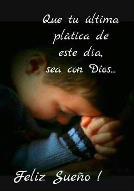 Buenas Noches Amigos Dios Los Bendiga Nos Leemos Manana
