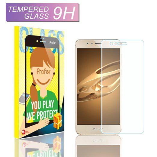 Film Protection écran Huawei Honor 8,Profer - Accessoire portable en Verre…