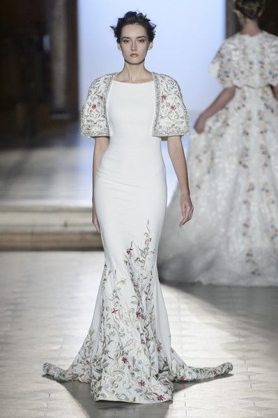 Tony Ward Couture, Spring 2017 - We'd Kill to Wear These Couture Dresses Down the Aisle - Photos