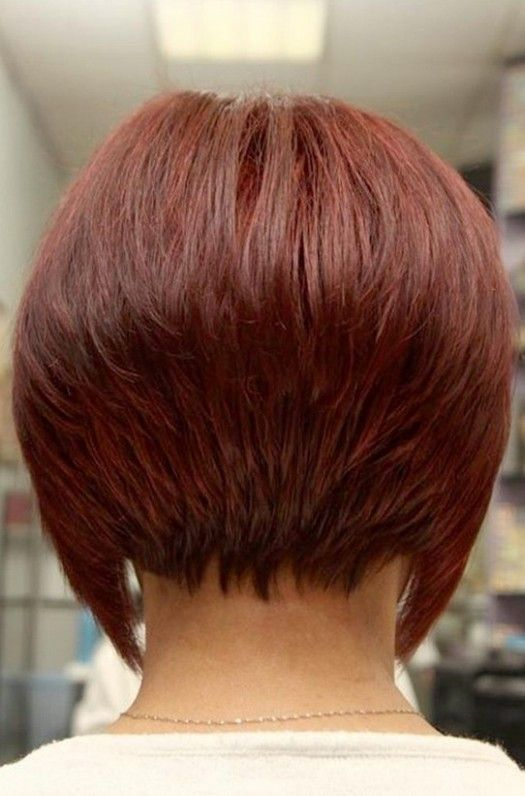 Bob Hairstyle Back View Images Di 2020