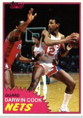 1981/82 Topps Basketball Card # E77 Darwin Cook Milwaukee Bucks In A Protective Display Case! by SCORE. $1.39. 1981/82 Topps Basketball Card # E77 Darwin Cook Milwaukee Bucks In A Protective Display Case!