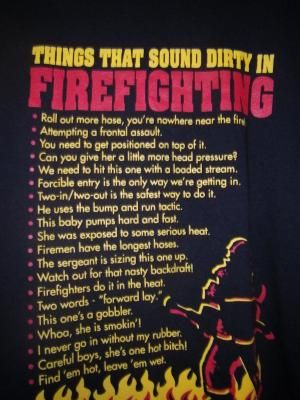 dirty firefighter quotes - photo #35