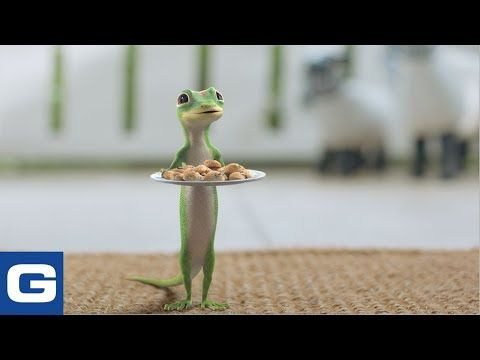 The Gecko Welcomes New Neighbors Geico Insurance Youtube In