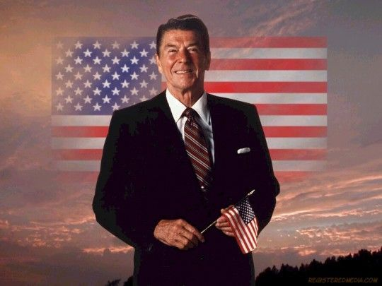 Without GOD, democracy WILL NOT and CAN NOT long endure. (Ronald Reagan)