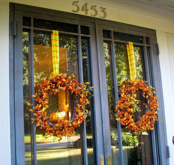 Flair For Home: Front Porch Decorations With Flair