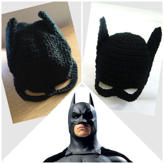 Batman Caps