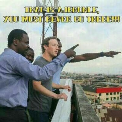 No Chill! Daddy Showkey Sounds Off Over Mark Zukerberg/Ajengunle Meme
