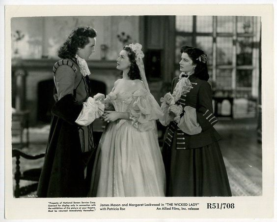 Film Still~Margaret Lockwood~The Wicked Lady (R1951) m46210