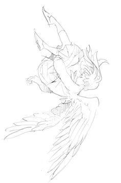 Arte no Papel Online: Técnicas para desenhar anime manga